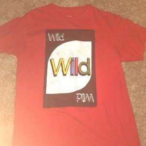 Wild card shirt